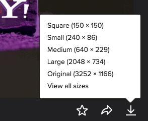 Flickrで商用OKの素材をダウンロードする