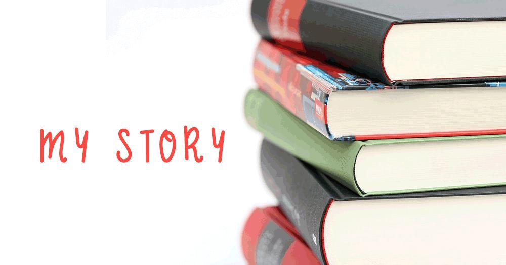 my story,本,積み上げ