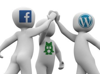 Facebook &アメブロ or WordPress