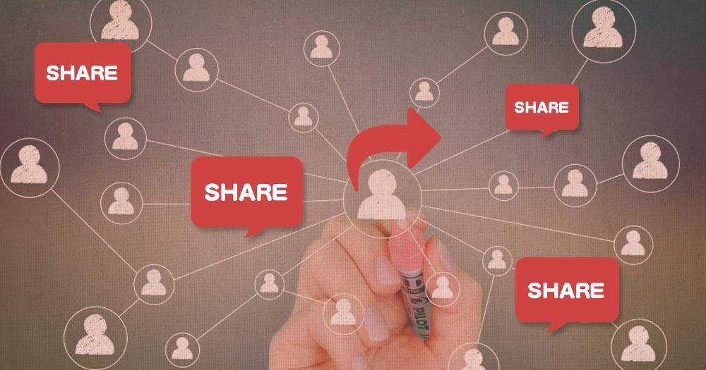 ブログとソーシャルメディアの違いを補完しあうシェアコンテンツ