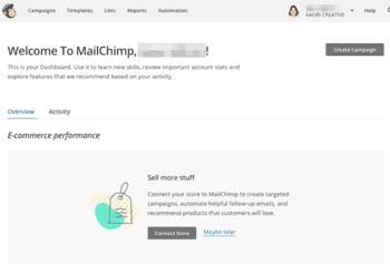 ユーザーを招待6ーMailChimpでメルマガを始める
