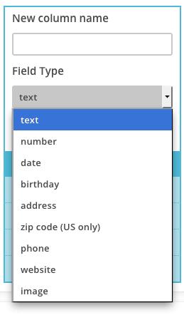 リストをインポート5ーMailChimpでメルマガを始める